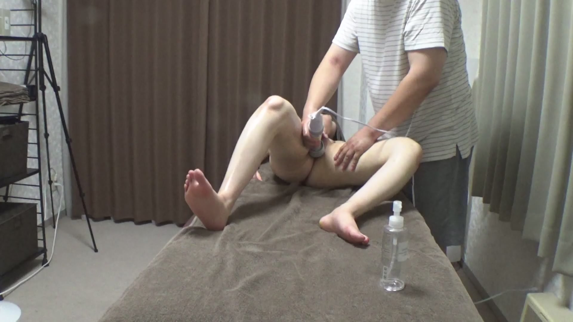 FC2 PPV 1205864 Dirty young woman who wants a special massage from the beginning by holding the