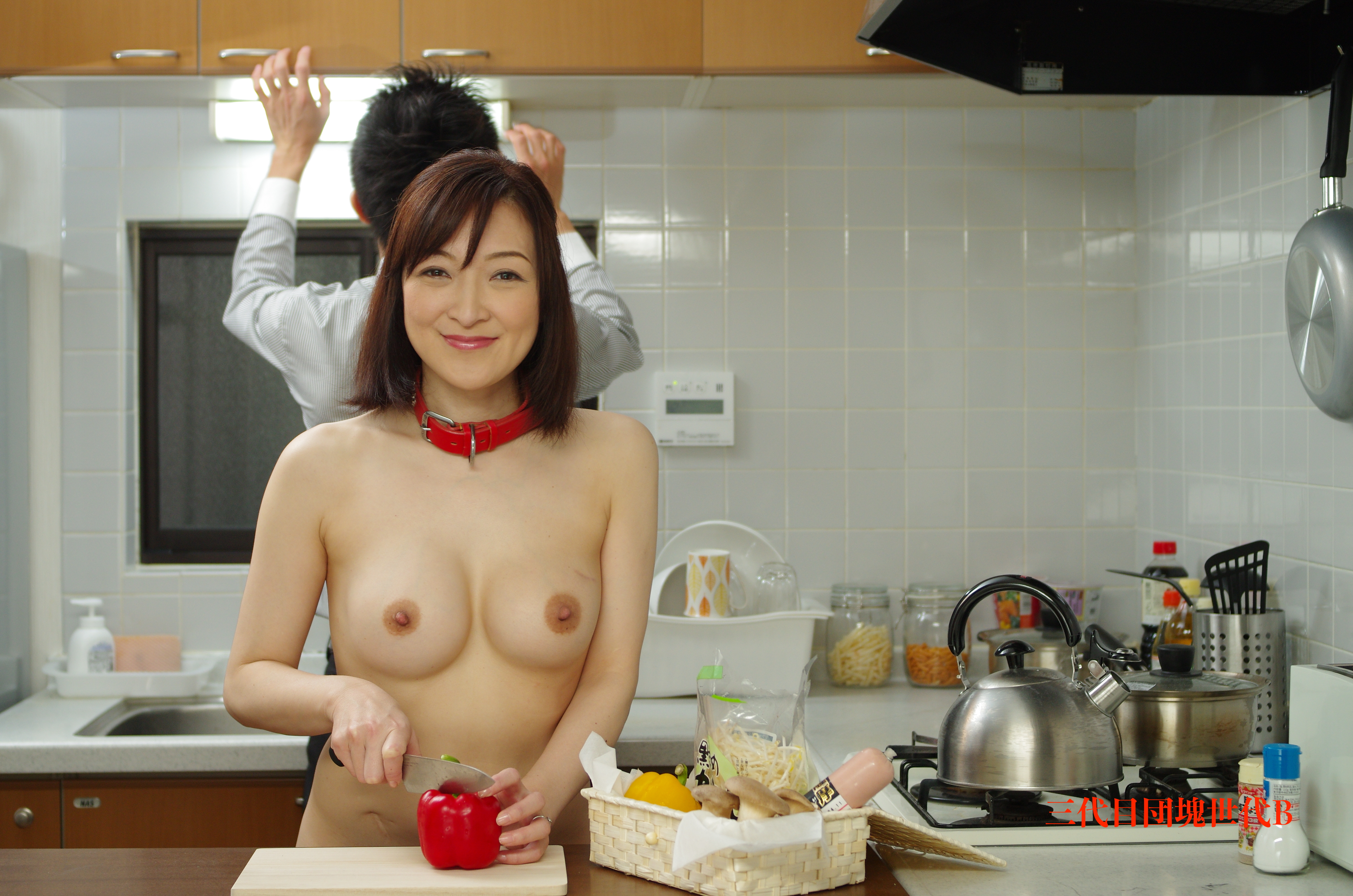 FC2 PPV 1205227 【無】全裸妻。。。なんでも僕の言うことを訊く変態な妻です
